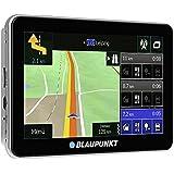 Blaupunkt Travel Pilot UE LMU–Système de navigation portable Écran tactile la performance classe–Processeur Cortex A7800MHz–Écran couleur–TMC et contournement d'embouteillage–mises à jour de cartes à vie *–2D/3D présentation avec Intell. Voiture Zoom–Aide à la conduite