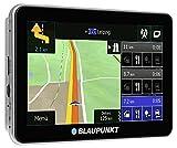 Blaupunkt TravelPilot 73 CE LMU - Navigationssystem mit 17,5 cm (7 Zoll) Touchscreen-Farbdisplay, Kartenmaterial Zentraleuropa, lebenslange Karten-Updates*, TMC Stauumfahrung