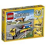LEGO Creator 31060 - Campioni di Acrobazie LEGO