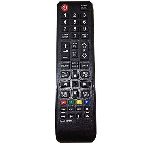 allimity AA59-00741A Sostituito telecomando Sub AA59-00484A TM1240 adatto per Samsung TV T24B350ND T22B350ND T27B350ND UN22F5000AF UN19F4000AF UN26EH4000F UN32EH4000F UN29F4000AF