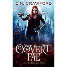 Covert Fae (A Spy Among the Fallen Book 1)