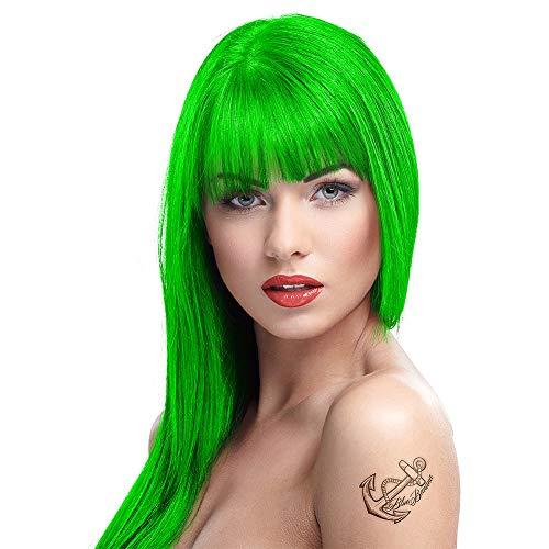 Crazy Color Hair Dye 100ml - Toxic UV