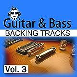 Guitar & Bass Backing Tracks, Vol. 3