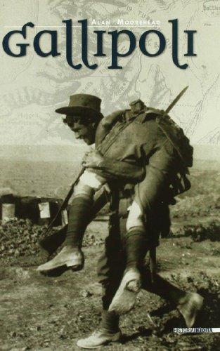 Portada del libro Gallipoli (Historia Inedita)