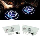LIKECAR 2 Stück Autotür Logo Türbeleuchtung Projektion Licht Einstiegsbeleuchtung Projektor