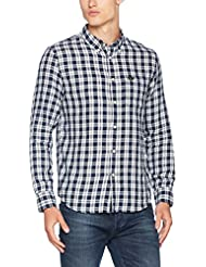 Lee Button Down, Camiseta de Manga Larga para Hombre