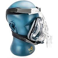 BMC FM1A Full Face Maske Schnarchen Maske Schlafmaske Medizinische Silikon Abdeckung Mund & Nase Connect Schlaf... preisvergleich bei billige-tabletten.eu