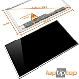 Laptop-Bildschirm / Display-Panel Fujitsu Siemens Lifebook E752, 15,6 Zoll / 39,6 cm, LED, LCD