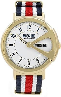 Unisex Moschino reloj mw0348
