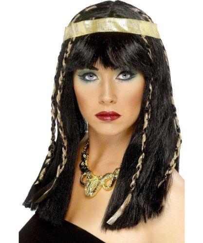 Perruque Reine D'Egypte - Taille Unique