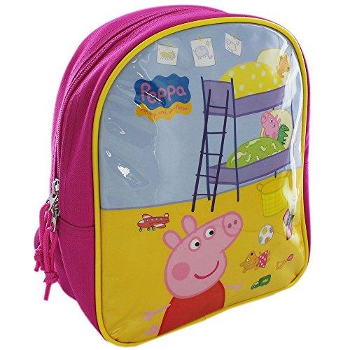 accademia-pepa-pig-kinderrucksack-mehrfarbig-rose-26-x-23-x-7cm