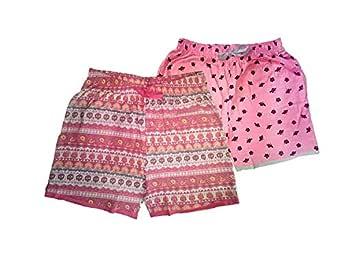 Malvina Women Regular Shorts (Pack of 2)