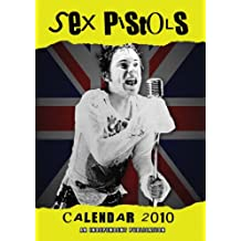 Sex Pistols 2010 Wandkalender