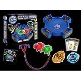 SET DE COMBAT Battle Arena Colour Box toupie draggon spin style beyblade