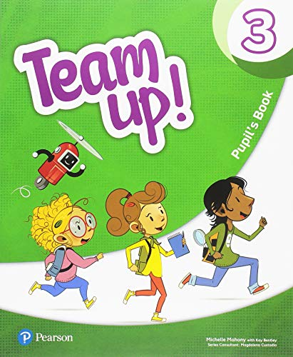 Team Up! 3 Pupil's Book