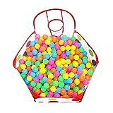Yinew Beweglicher Hexagon Kinder Baby Bällebad Ballpool Pool Bällepool Drinnen und draußen Indoor / Outdoor Einfach Folding Niedliche Spielzelt, Ball nicht enthalten