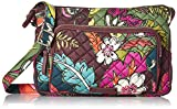 Best Iconic Handbags - Vera Bradley Iconic Rfid Little Hipster, Autumn Leaves Review