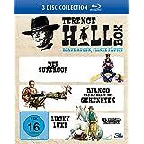 Terence Hill Box - Blaue Augen, flinke Fäuste [Blu-ray]