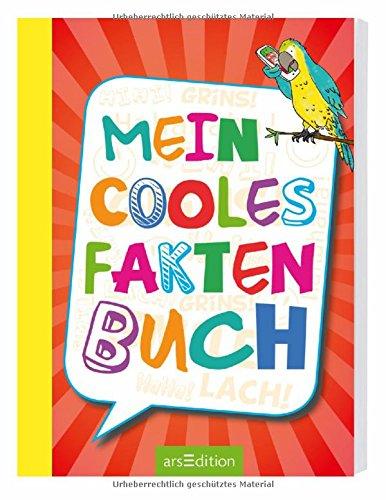 Buchseite und Rezensionen zu 'Mein cooles Faktenbuch' von Norbert Golluch