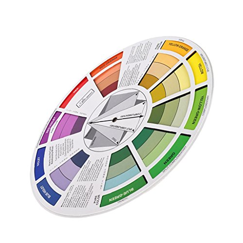 perfk Color Mixing Wheel Farbmischrad