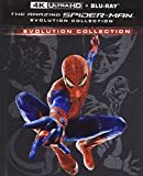 Spiderman Evolution Collection (Edizione Esclusiva Digibook)(4 Blu-Ray 4K Ultra HD + Blu-Ray)