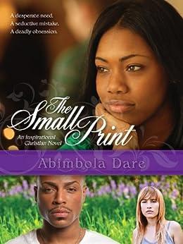 The Small Print by [Dare, Abimbola]