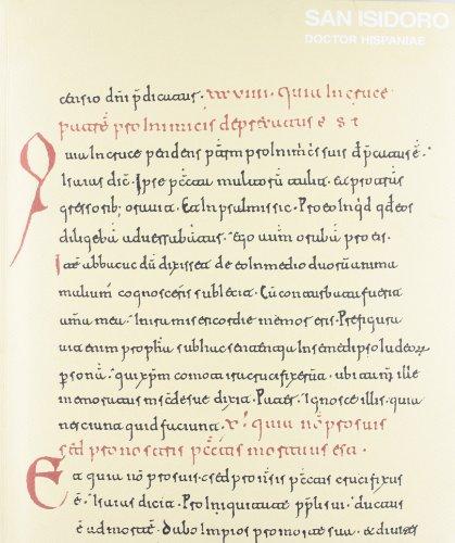 San Isidoro : doctor hispaniae