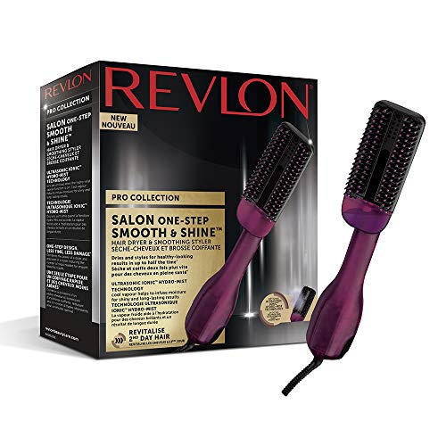 Revlon Pro Collection Salon One-Step Smooth & Shine Sèche-Cheveux Et Brosse Coiffa
