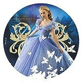 Jac.Dek Tortenaufleger Cinderella 02