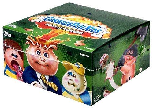 Garbage Pail Kids Garbage Pail Kids 2015 Series 1 Trading Card Box by GPK Garbage Pail Kids