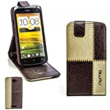 numia Flip Style Handy Tasche für HTC One S
