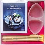 Coffret maki et onigiri : 30 recettes pour mettre l'Asie à votre table !
