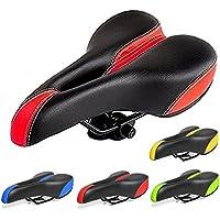 Pulen Komfort Fahrrad Sattel geeignet für Rennräder und mountain Bike Kissen Pad Sattel Sitz