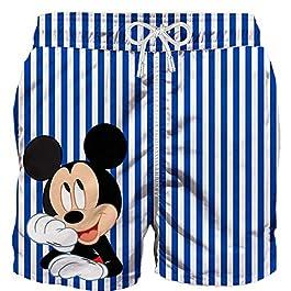Boxer Bimbo ST. Barth Mikey Mouse. Costume Bambino Topolino JEANMKRL17 6 A