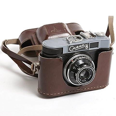 LOMO SMENA 8 —Appareil photo russe vintage — Pour le travail.