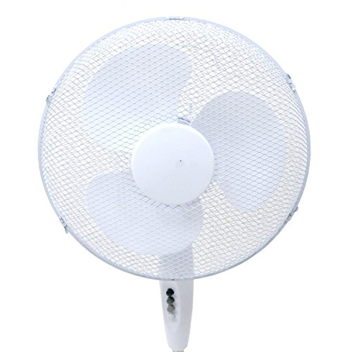 51v7IkpwbpL. SS500  - Generic Electrical 16-Inch Oscillating Pedestal Stand Fan - 3 Settings