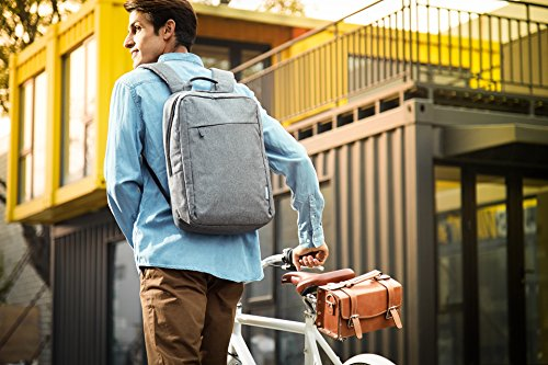 Lenovo GX40Q17227 15.6-inch Casual Laptop Backpack (Gray) Image 8