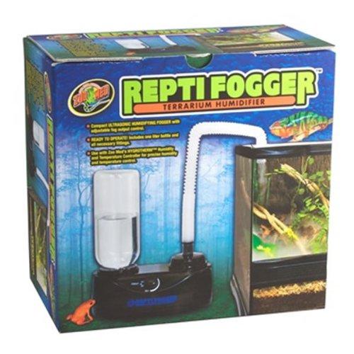 Reptile Waterfalls, Foggers, Misters, Pumps