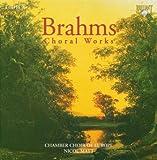 Brahms - Intégrale de l\'Oeuvre chorale a capella
