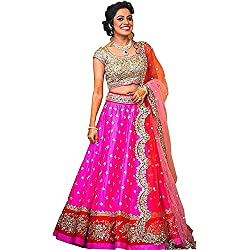 Attire Design Women's Party Wear New Year Collection Special Sale Offer Bollywood Navy Blue Velvet Heavy Bridal Wedding Lehenga Chaniya Ghagra Choli