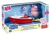 Peppa Pig - Pph06 - En Vacances - Le Hors-bord ...