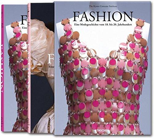 Zwei Art Einer Von Kostüm - Fashion. Eine Modegeschichte vom 18. bis 20. Jahrhundert: 2 Volumes