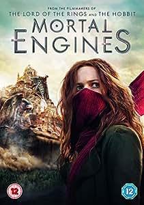Mortal Engines (DVD + Digital Download) [2018]