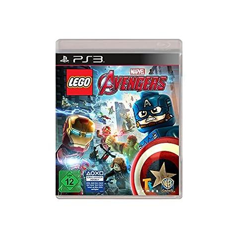 LEGO Marvel Avengers - [PlayStation 3] (Superhelden Spiele)