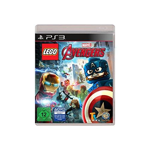 LEGO Marvel Avengers - [PlayStation 3] (Ps3 Avengers)