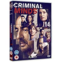 Criminal Minds Season 14 DVD Boxset