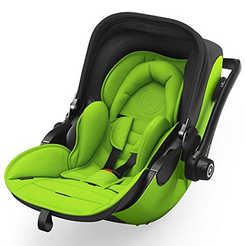 Preisvergleich Produktbild Kiddy Babyschale Evoluna i-Size 2 inkl. Isofix Base 2, 2018, Farbe:Spring Green