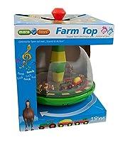 maro-toys 68020 - Farm Top, Bauernhof und Tiere
