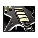 Music Ipad Airs Comfortable Rectangle Rubber Base Mousepad Gaming Mouse Pad