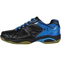 FZ FORZA - Scarpa Indoor Extremely - Nera, per Uomo - Adatta per Squash, Badminton, Tennis, ect.